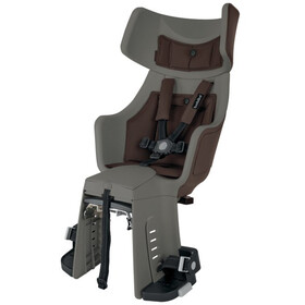 bobike Maxi Tour Exclusive Plus Child Seat incl. 1P Mounting Bracket, toffee brown